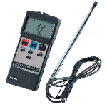 Hot wire Anemometer AVM-714 air velocity measurement