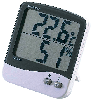 Digital Thermo Hygrometer DTM-301