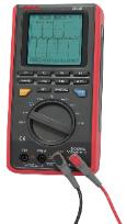 Handheld oscilloscope 8MHz one channel digital multimeter Tecpel OS-81B
