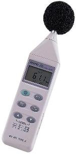 Digital sound level meter data logger