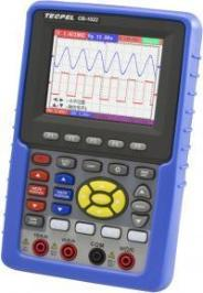Handheld 20MHz Oscilloscope dual channels
